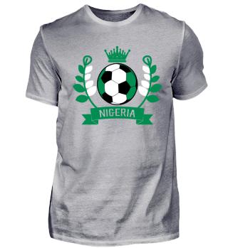 Nigeria Nigerianer Fussball Afrika
