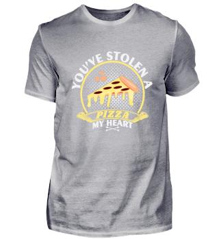 Pizza oder Herz gestohlen