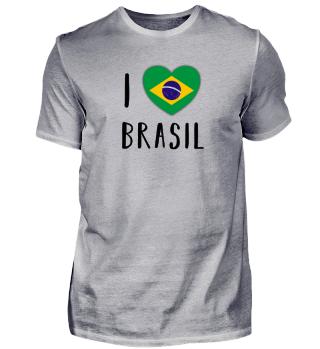 BRASILIEN, I LOVE BRASIL