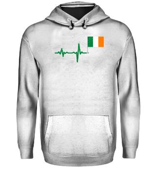 Heartbeat Ireland flag gift