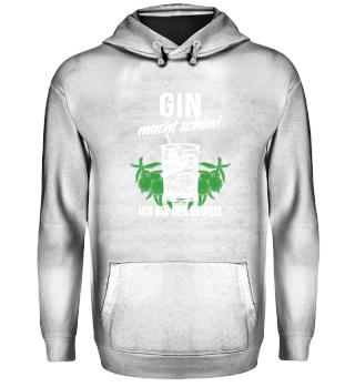 Gin Shirt - Gin macht schön