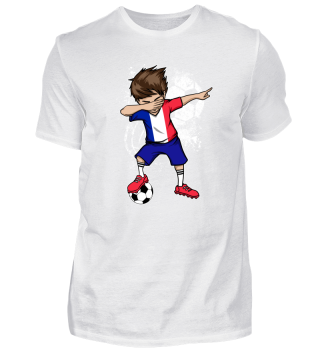 France Soccer Boy Football Dab