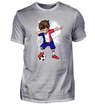France Soccer Boy Football Dab