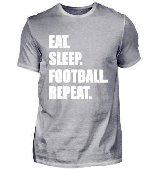 Fußball Football Funny lustig Shirt