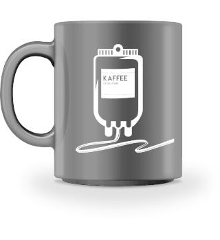 Krankenpflege Tasse - Kaffee
