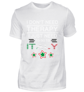 Go to Italy Gift Italien Geschenk