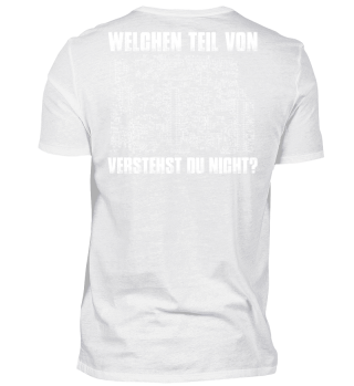 Stylisches Shirt für Elektronik-Nerds