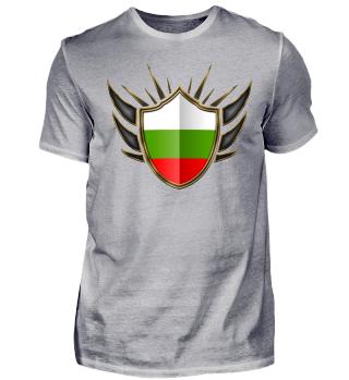 Bulgarien-Bulgaria Wappen Flagge 014
