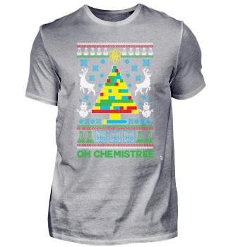 Chemistree Weihnachten Chemie Geschenk