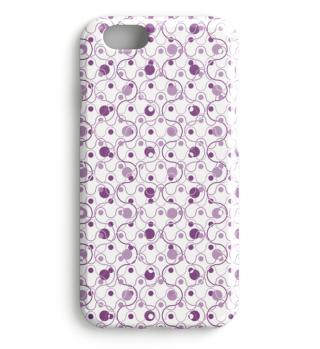Retro Smartphone Muster 0143