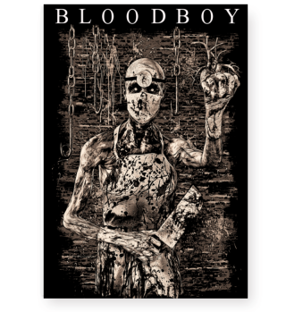 BLOODBOY MAD DOC 2 POSTER