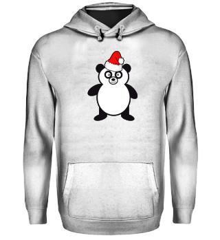 Christmas Panda Weihnachten Pandabär