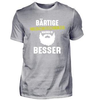Medizintechniker Bart Beard Geschenk