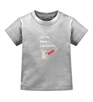 Ich bin keine Laborratte Impfung Nein