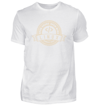 Linux T-Shirt - Premium gift idea.