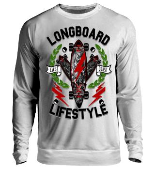 Herren Langarm Shirt Longboard Ramirez