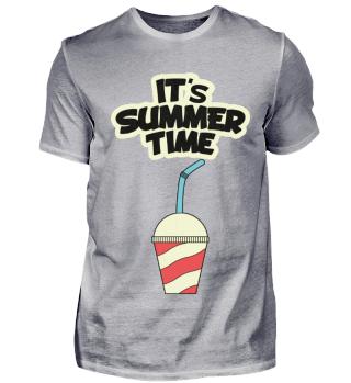 Milkshake Summer Time Icea Cream Gift