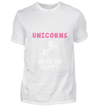 Unicorn Shirt Horse Animal Gift