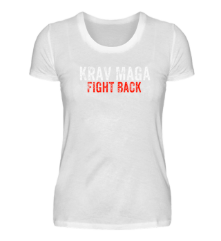 Krav Maga Woman Fight Back