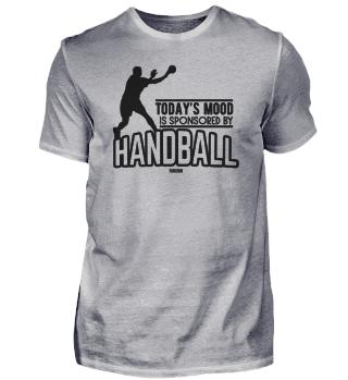 Handball makes a good mood