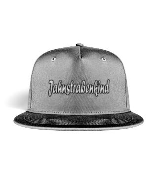 Jahnstraßenkind Snapback Mütze
