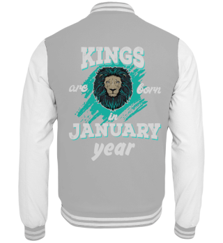 kings are born in january year edition
