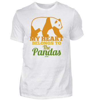 My Heart Belongs To The Pandas