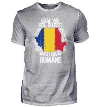 Geschenk Rumänien Romania: Rumänen sind