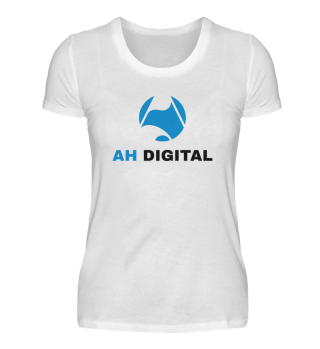 AH Digital Premium T-shirt for Women