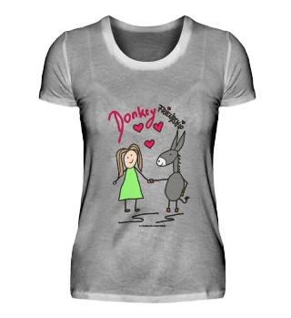 Shirt DONKEYFRIENDSHIP