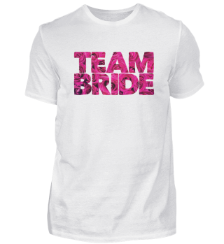 Team Bride partnerlook bachelorette gift