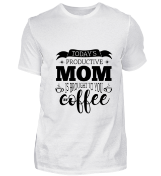 Mother Coffee Inspiration Children Stres