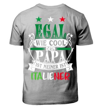 Papa ist Italiener