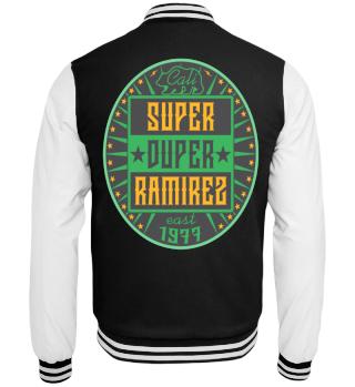 Herren College Jacke Super Duper Ramirez