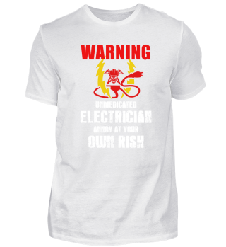 Electrician Electricity Electrical Gift