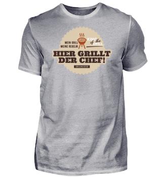 GRILLMEISTER - HIER GRILLT DER CHEF! #43B