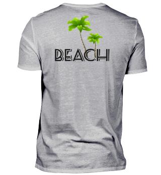 Palme Sommer Sonne Strand Urlaub