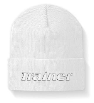 ♥ Embroidery - Trainer