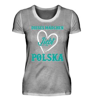 Dieses Mädchen liebt Polska
