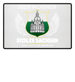 STOLZE SACHSEN - LIMITIERTE EDITION