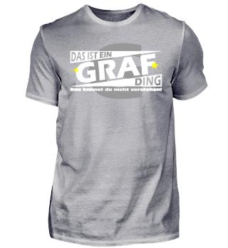GRAF DING | Namenshirts