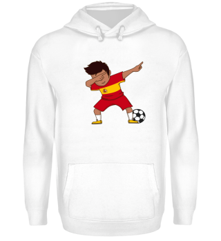 Spain Dab - Fanshirt Spain Fan