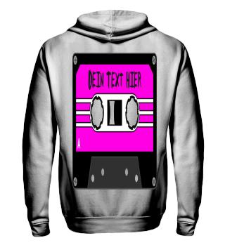 MIXTAPE pink - DEIN TEXT 1