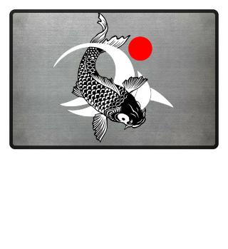 ★ Japan Design - Nishikigoi - Koi Fish 2