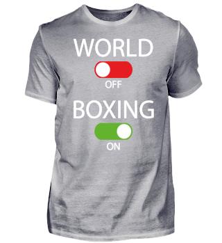 Boxen Boxing