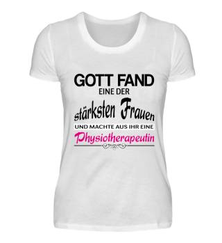 Physiotherapeutin - Gott