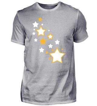 Sterne Shirt Sternschnuppe