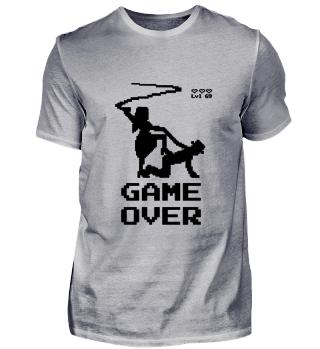 JGA   GAME OVER (Schwarz)