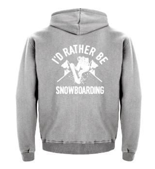 Snowboarding Snowboarder Snowboard Holiday Apres Ski Alps Cool Funny Image Comic Shirt Gift