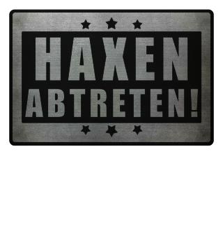 ★ HAXEN ABTRETEN #2SF